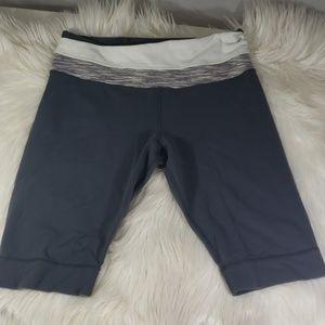 Lululemon athletica reversible shorts size 4